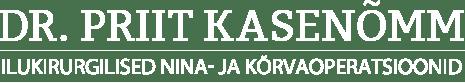 Dr. Priit Kasenõmm –